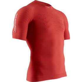 X-Bionic Effektor G2 Run Shirt SS Men sunset orange/pearl grey